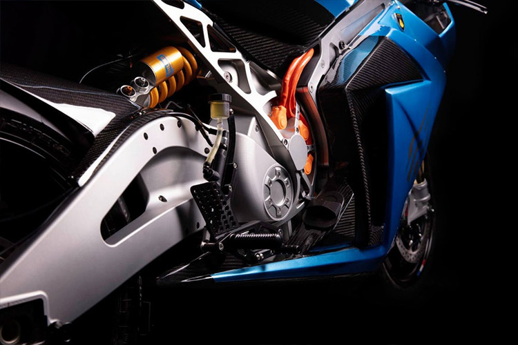 موتورسیکلت برقی لایتنینگ استرایک