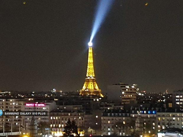 عکاسی در شب گلکسی اس 10 پلاس