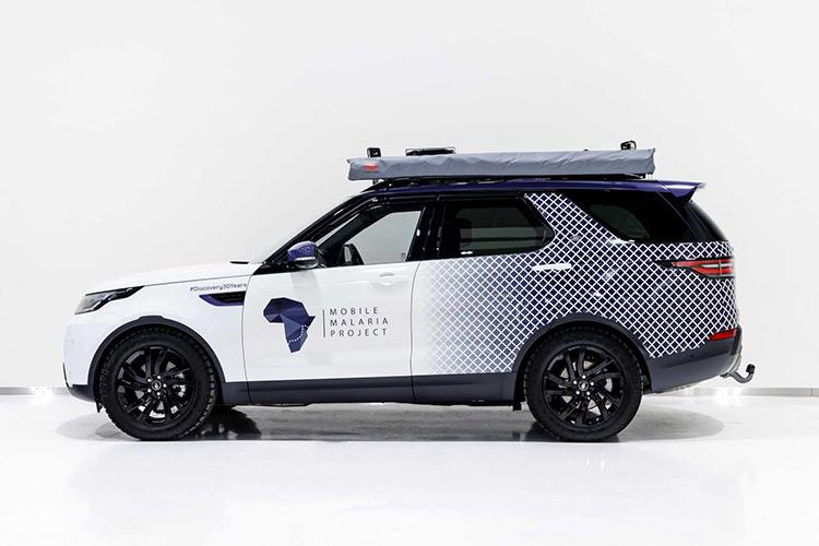 لندرور دیسکاوری / Land Rover Discovey