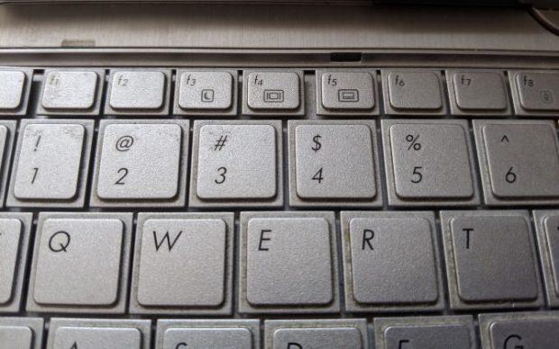 تاچ پد لپ تاپ