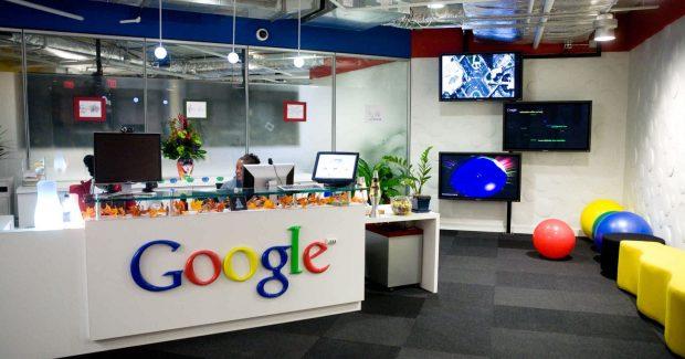 کار در گوگل