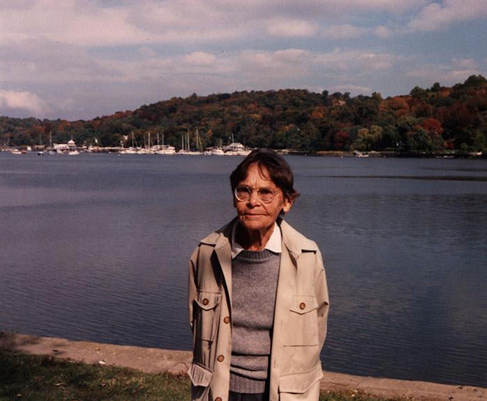 باربارا مک کلینتاک / Barbara McClintock