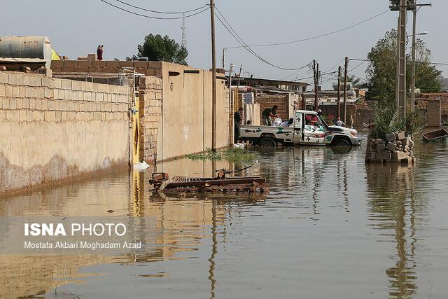 بررسی سیلابهای اخیر کشور در اولین جلسه مجلس بعد از تعطیلات نوروزی