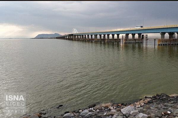 حال خوب این روزهای دریاچه ارومیه