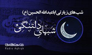 گلچین مداحی های شب زیارتی اباعبدالله الحسین(ع)