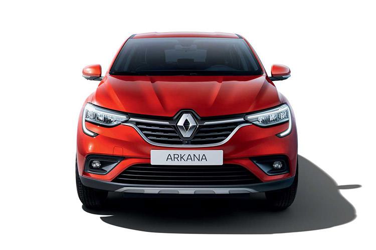 Renault Arkana SUV / شاسی بلند رنو آرکانا