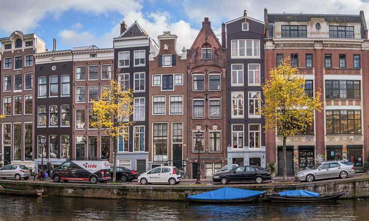 آمستردام هلند شهر پاک