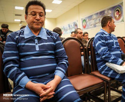 حسین هدایتی به۲۰ سال حبس محکوم شد