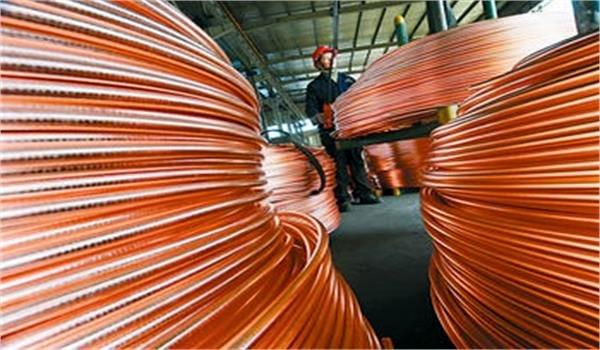 ثبت رکوردهای جدید در تولیدات معدنی و کاتد کشور/ ثبات قیمت در بازار جهانی مس