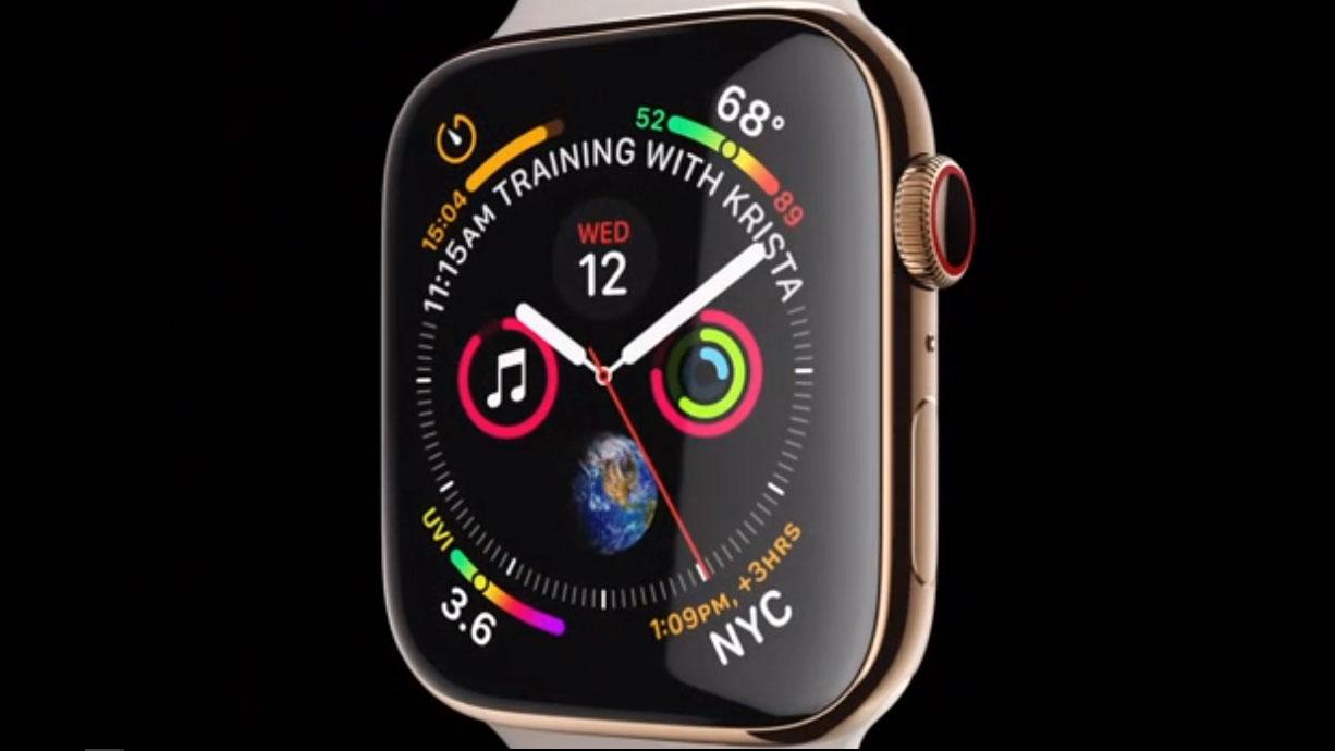 اپل واچ 4
