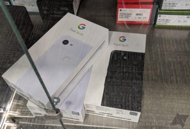 گوگل پیکسل 3a ایکس ال