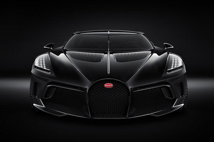 Bugatti La Voiture Noir / بوگاتی لا واچو نوار