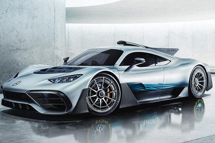 Mercedes Benz AMG Project One / مرسدس بنز پروژه یک