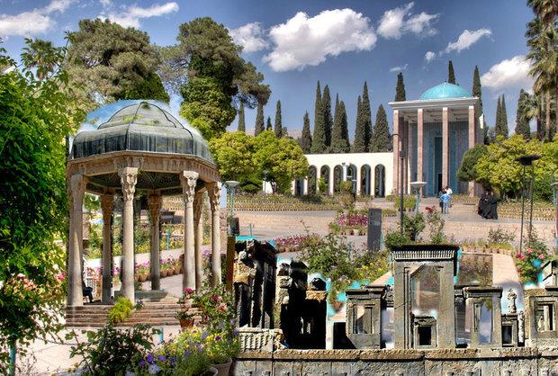 سفر جمعی از تورگردانان کشور مجارستان به شیراز