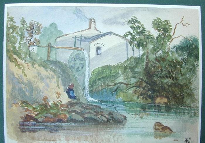 «هیتلر» خشنترین نقاش تاریخ/ علت گرایش رهبر نازیها از معماری به جنگ چه بود؟