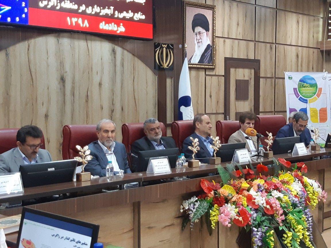 برگزاری همایش یک روزه با حضور وزیر جهاد کشاورزی دراستان ایلام