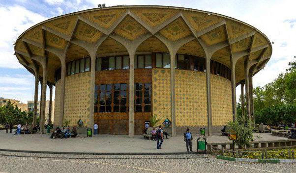 تالارهای نمایشی تئاتر شهر جمعه هفتم تیر ماه اجرایی ندارند