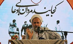 «دستگاههای امنیتی» ایران قدرتهای بزرگ جهان را به زانو درآوردهاند