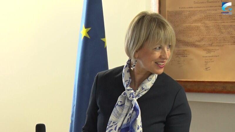 تاکید بر تعهد اتحادیه اروپا به برجام نتیجه سفر هلگا اشمیت به ایران و منطقه