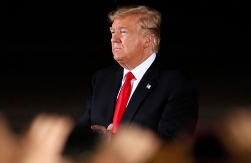 ترامپ: استیضاح، شانس من برای پیروزی در انتخابات ۲۰۲۰ را افزایش میدهد