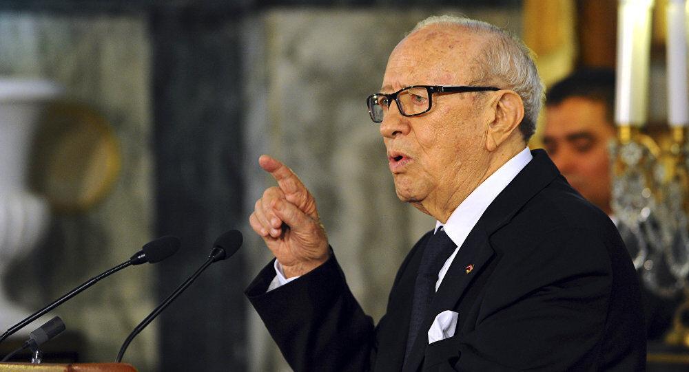 جلسه فوق العاده مجلس تونس با وخیم شدن حال رئیس جمهوری