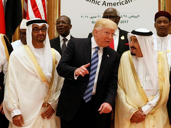دولتهای حاشیه خلیج فارس درمورد ایران، از ترامپ چه میخواهند؟