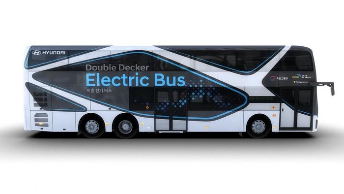 hyundai electric bus