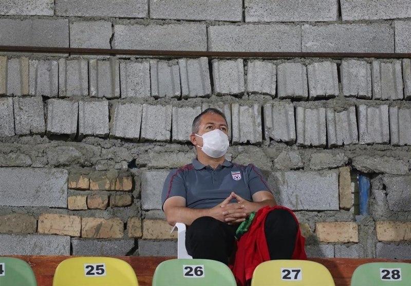 📸 عکسی که به وجهه فوتبال ایران ضربه میزند