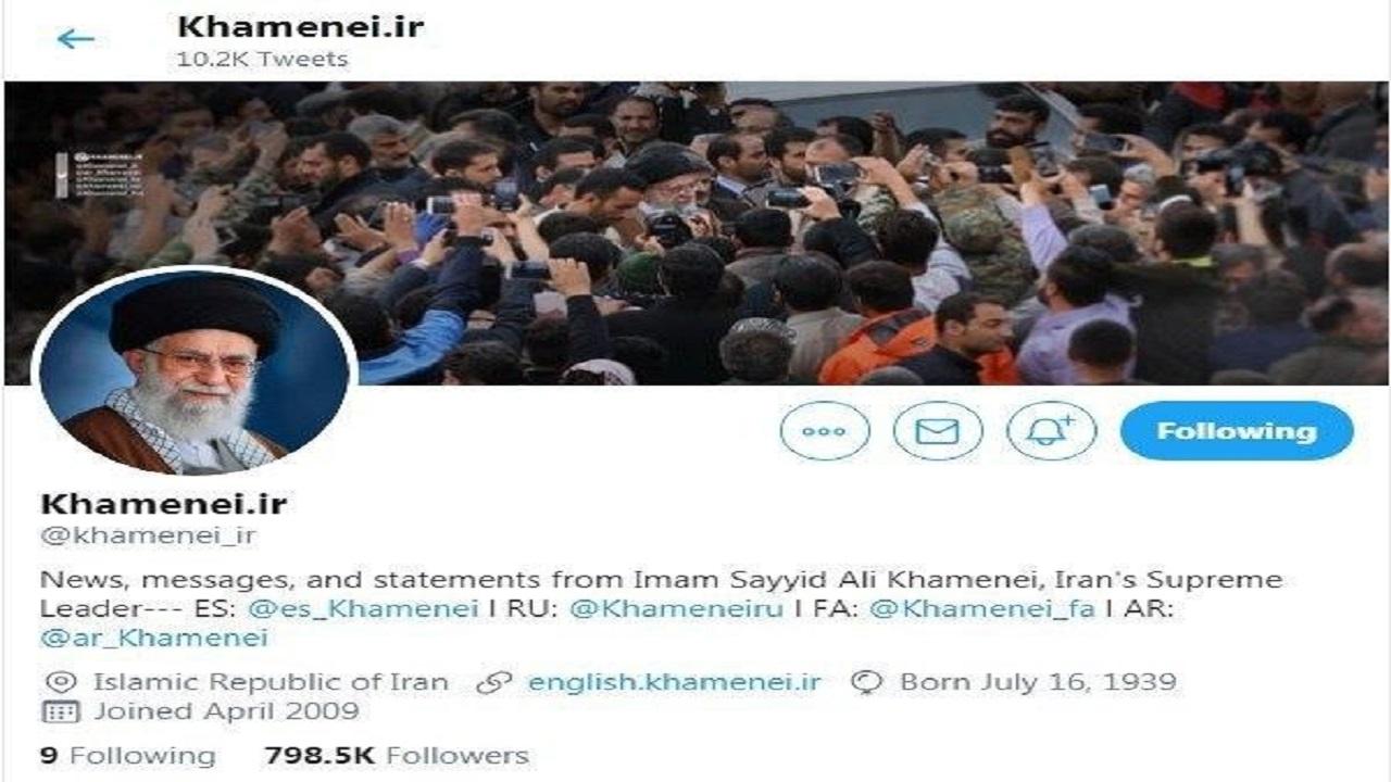فشار سنای آمریکا بر توئیتر برای حذف توئیتهای رهبری