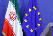 اروپا: ایران اراده خود را برای مذاکره اعلام کرد