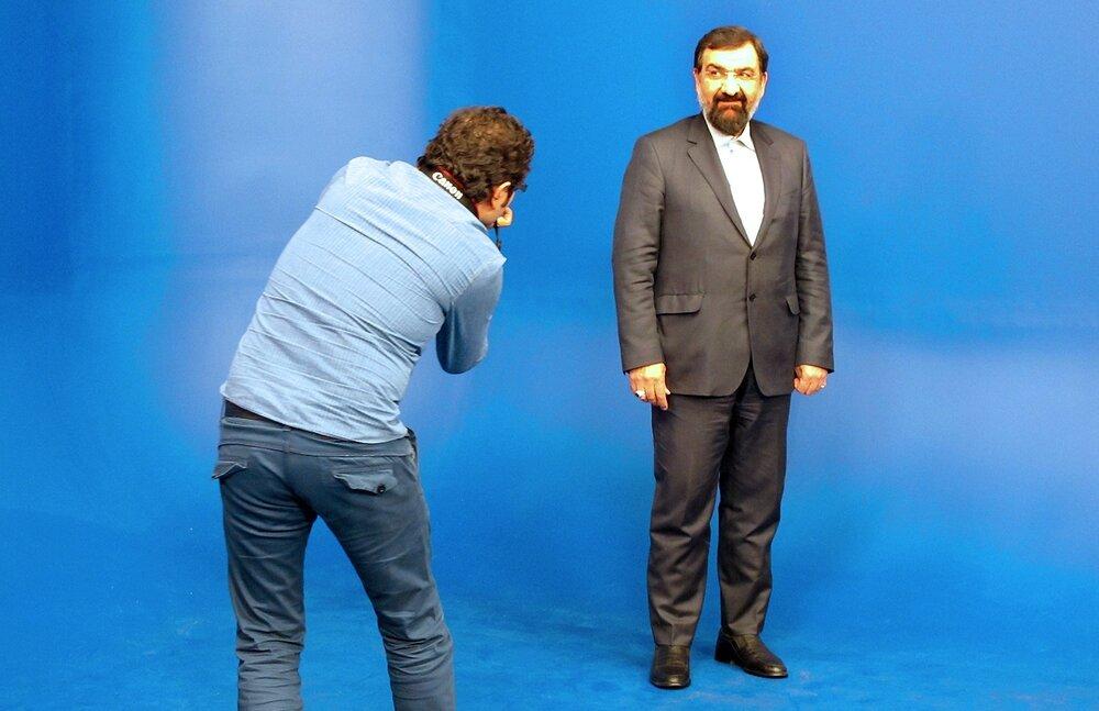محسن رضایی: آمدهام خود را سپر بلای مردم ایران کنم