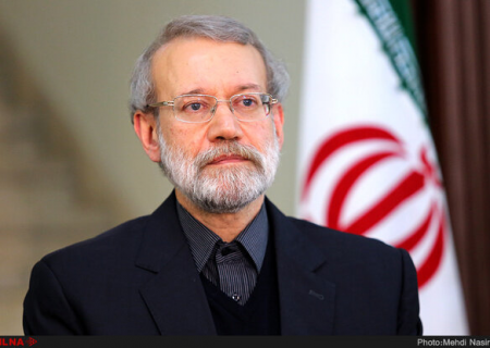 لاریجانی صراحتا میگوید کاندیدا نمیشوم
