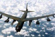 پرواز دو بمبافکن بی-۵۲ به سوی خلیجفارس