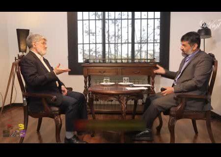 بحث علی مطهری و مهدی نصیری درباره حجاب اجباری