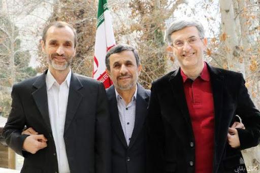 نظر محمد علی رامین درباره احمدینژاد، بقایی و مشایی