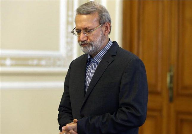 لاریجانی : عده ای مخالف حل مسئله مبادله مالی با دنیا هستند