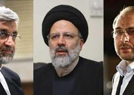 جزئیات طرح تقسیمکار بین رئیسی، قالیباف و جلیلی/ نقوی حسینی: رئیسی در قوه قضائیه میماند، قالیباف به پاستور میرود، جلیلی رئیس مجلس میشود