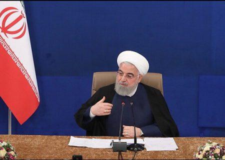 روحانی: آمریکا، آمده که توبه کند