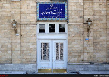 علت احضار سفیر انگلیس در تهران