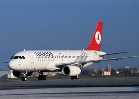 علت تغییر مسیر هواپیمای ترکیش ایر به باکو چه بود؟