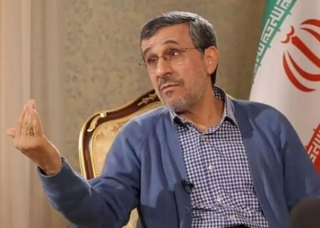 پاسخ تند احمدینژاد به اظهارات اخیر حدادعادل