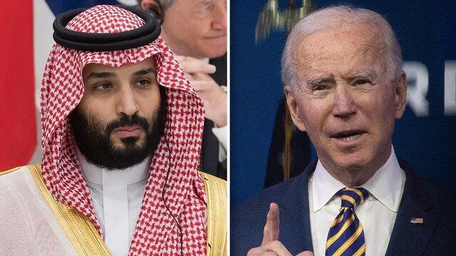 جو بایدن با محمد بن سلمان گفتگو نمی کند