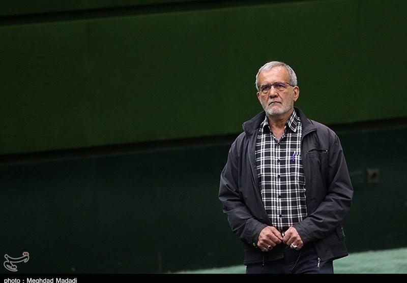 مسعود پزشکیان کاندیداى ریاست جمهوری ١۴٠٠