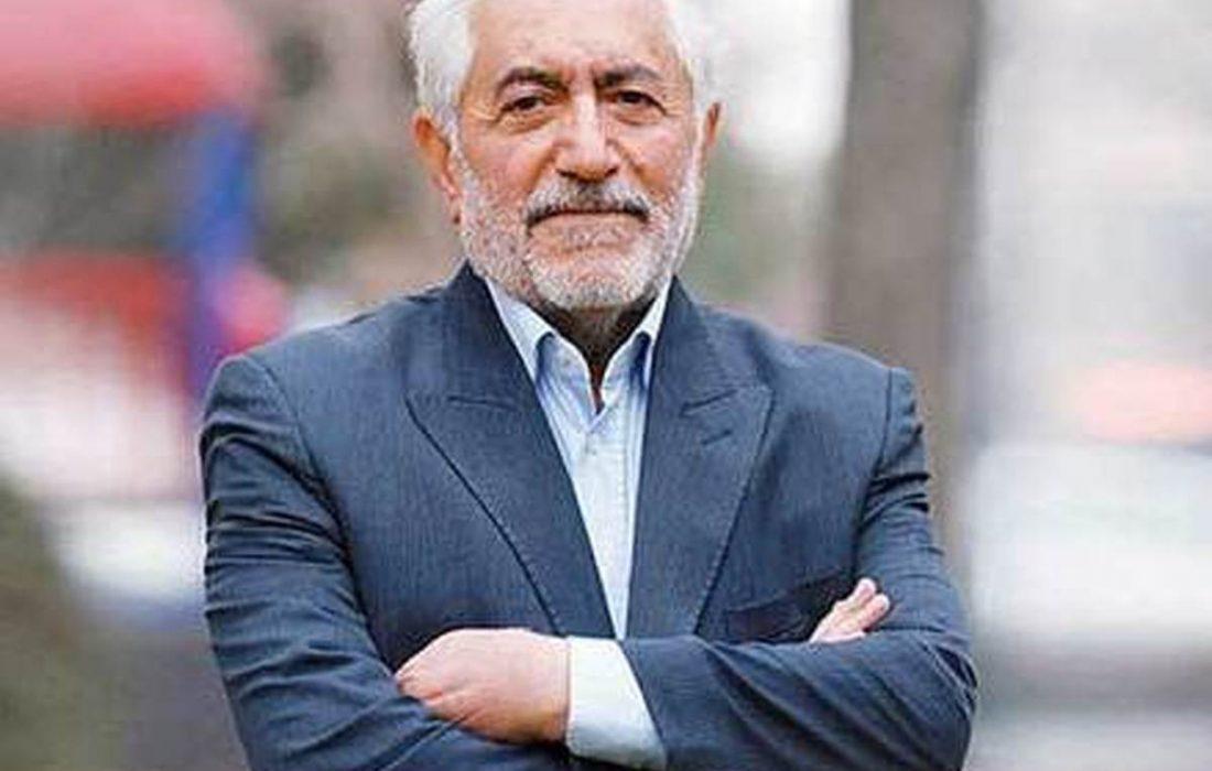 محمد غرضی اعلام کاندیداتوری کرد