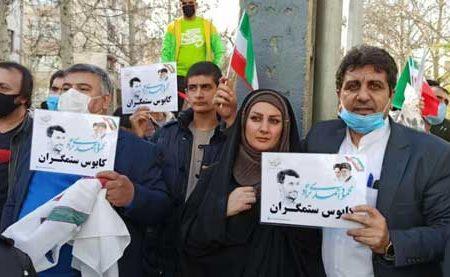 تجمع انتخاباتی حامیان احمدی نژاد / عکس