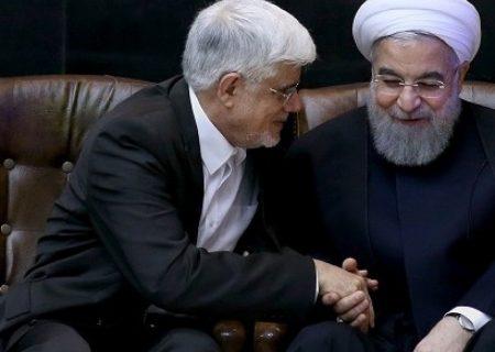عارف: روحانی تمایلی به حضورم در دولت نداشت/ سه پست پیشنهاد کرد که نپذیرفتم