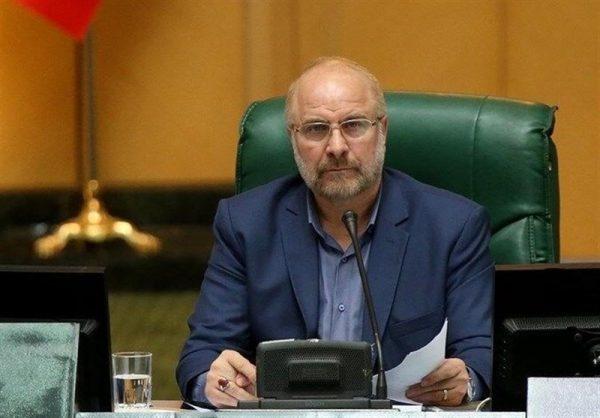 واکنش قالیباف به امضای سند همکاری ایران و چین