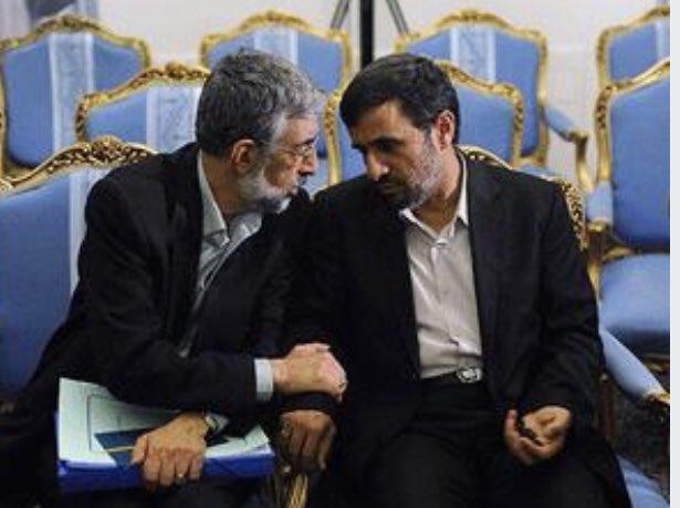 دروغگویی احمدینژاد محرز است/ فرح را هرگز ندیده ام و دستبوسی دروغ چندش آور است