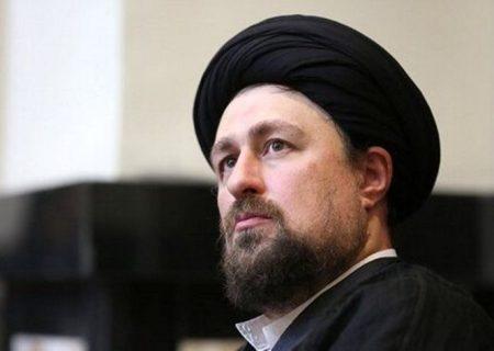 نظر حسن خمینی درباره طالبان و آمریکا