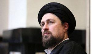 میرحسین موسوی با حسن خمینی گفتگو کرد